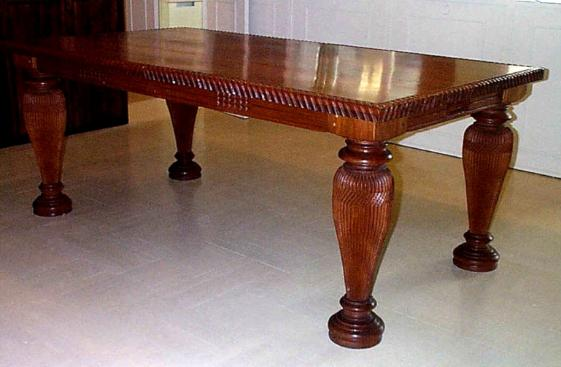 Mahogany Conference Tables By Mahogany Tables Inc - Old conference table