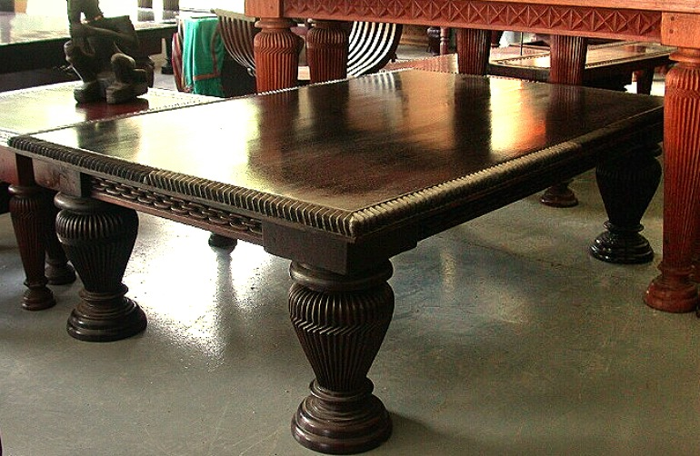 Rectangle mahogany coffee tables by mahogany tables inc for Coffee table 60 x 40