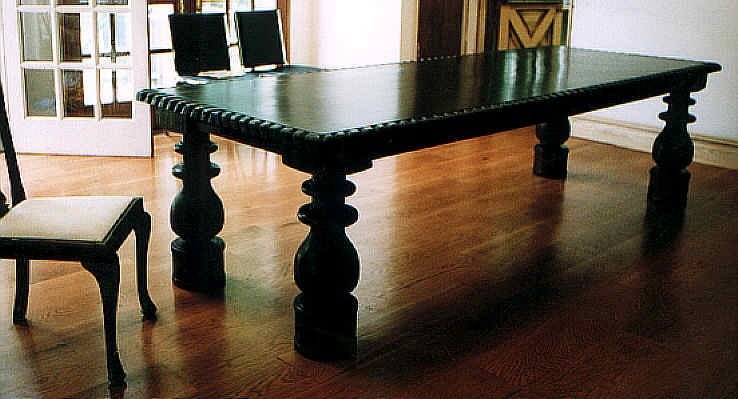 Mahogany Dining Tables By Mahogany Tables Inc - 7 ft conference table